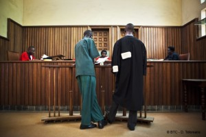 La justice au Burundi Photo : www.fedra.belgium.be